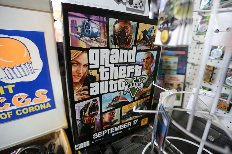 Grand Theft Auto V Update Rolls out Loads of New Content