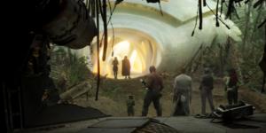 NEW Guardians of the Galaxy Vol. 2 Trailer - WORLD PREMIERE Jimmy Kimmel Live/YouTube Screenshot