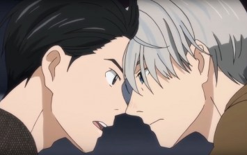 Yuri!!! on Ice - Yuri x Victor Moments (Victuri) [English Dub]