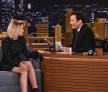 Paris Jackson Visits 'The Tonight Show Starring Jimmy Fallon'