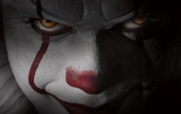 Stephen King's IT Reboot Teaser #1 Footage