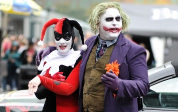 Batman And Harley Quinn Ready To Entertain Their Fans In An Animated Movie