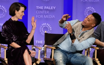 The Paley Center For Media's 34th Annual PaleyFest Los Angeles - 'American Horror Story: Roanoke' - Inside