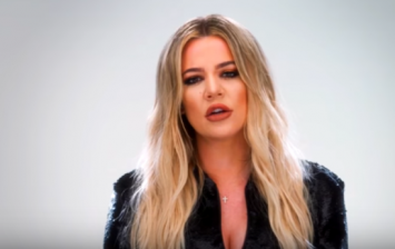KUWTK | Khloe Kardashian Freaks Over Denim Clothing Line Launch | E!