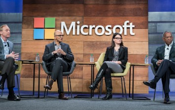 Microsoft Shareholders Meeting