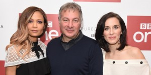 Thandie Newton, Jed Mercurio and Vicky McClure attended BBC drama 'Line Of Duty'