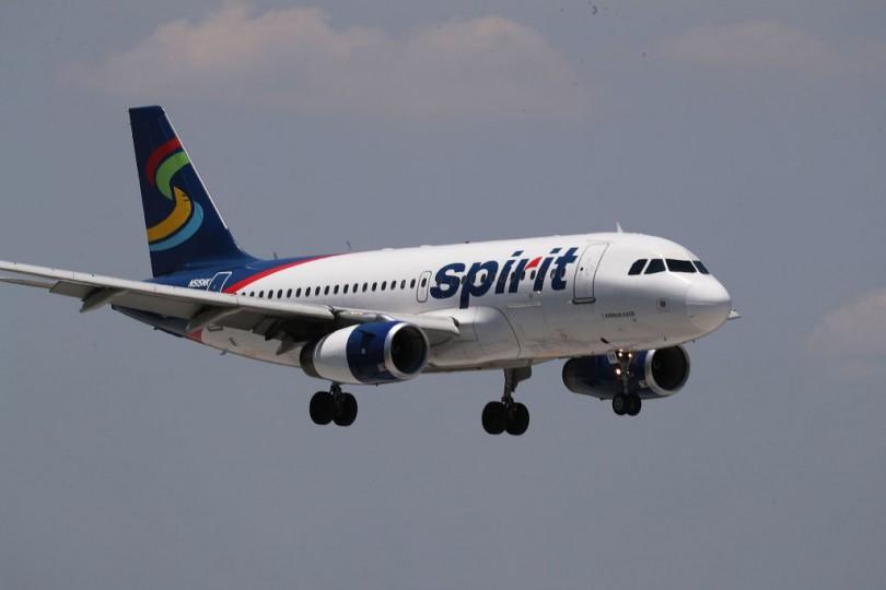 Spirit Airlines Flight Dispute Causes Violence