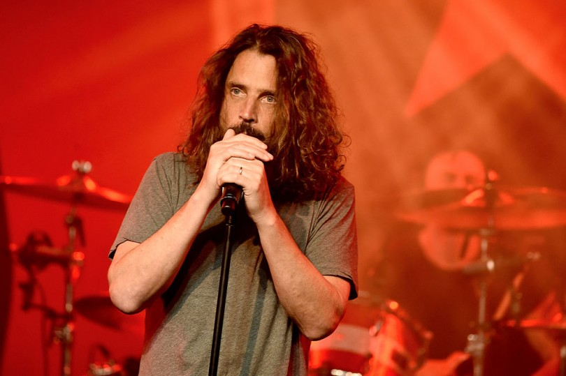 Dave Mustaine dedicates Soundgarden cover to Chris Cornell at gig
