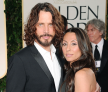 Chris Cornell With His Wife Vicky