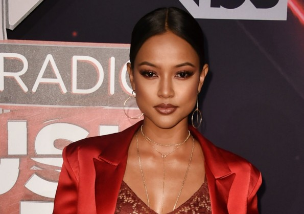 Entertainer Karrueche Tran