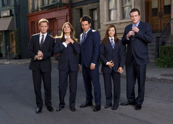 'How I Met Your Mother' Cast