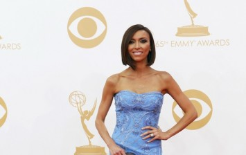 Giuliana Rancic 2013 Emmy Awards