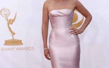 Cobie Smulders, from the CBS sitcom