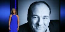 Edie Falco tribute to late actor James Gandolfini