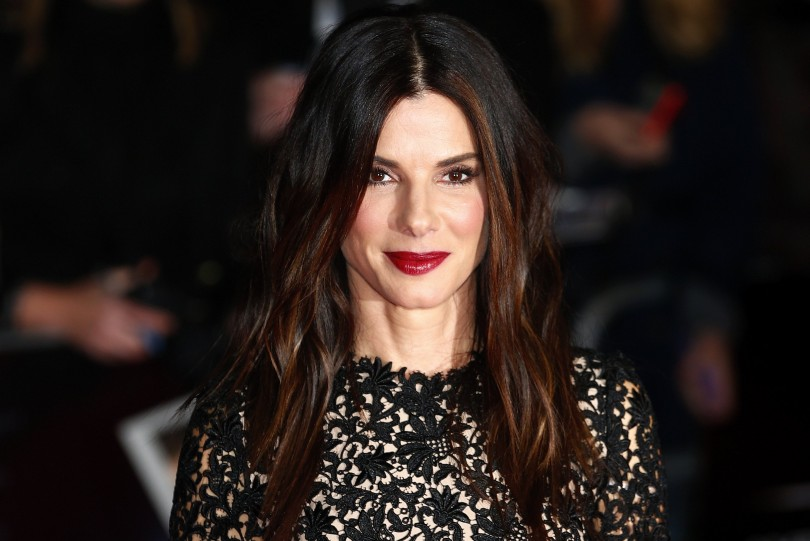"Actress Sandra Bullock arrives at a gala screening of her film ""Gravity"" at the London Film Festival at a cinema in Leicester Square, central London, October 10, 2013."