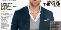 Justin Timberlake GQ Men of the Year 2013 issue