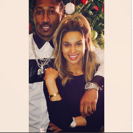 Ciara & Future Photos
