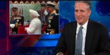 Jon Stewart on Daily Show