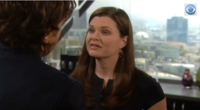 Katie tells ridge he needs to be with Brooke on 'The Bold and the Beautiful'