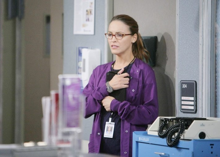 Jordan is forced to confront her past on 'Days of Our Lives'