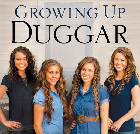 Duggar Girls Book Cover