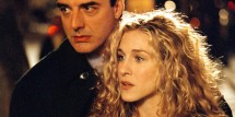 Sarah Jessica Parker and Chris Noth 'Sex and the City'