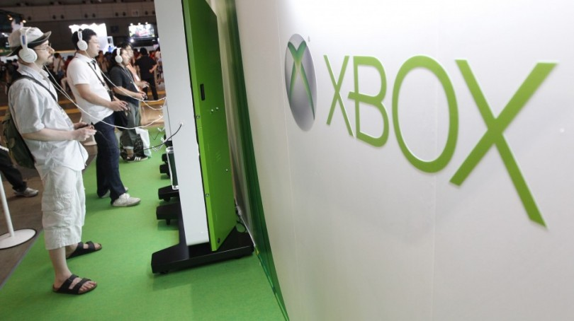 Xbox 360 Gamers At A Recent Show