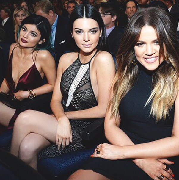 Kylie And Kendall Jenner 2015