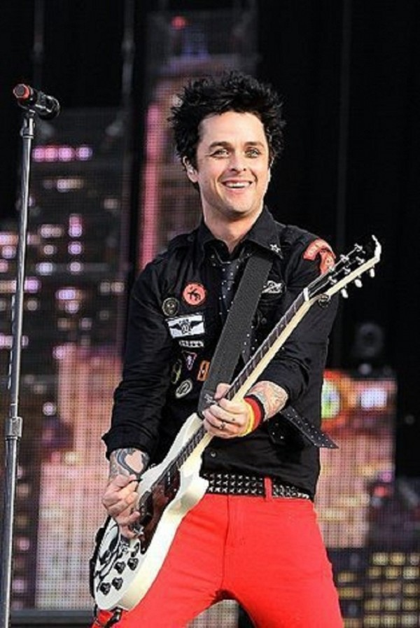 """Billie Joe Armstrong of Green Day will join the cast as a Christina Aguilera mentor on the reality singing show """"The Voice"""""""