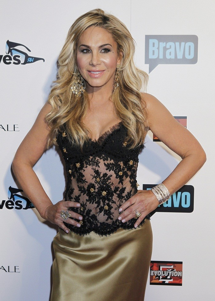 'Housewives of Beverly Hills' star Adrienne Maloof announced her divorce to plastic surgeon Paul Nassif