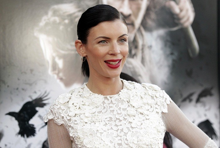 "Liberty Ross steps out for the ""Lawless"" premiere without her wedding ring"