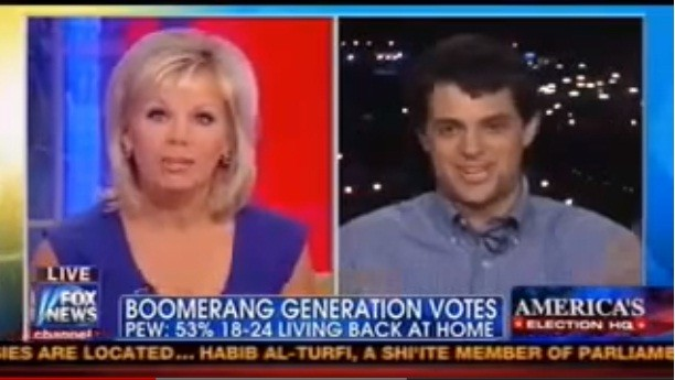 "Gretchen Carlson was punk'd on ""Fox & Friends."""