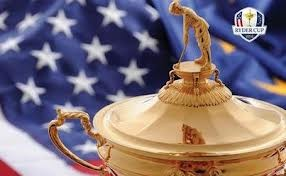 current ryder cup standings