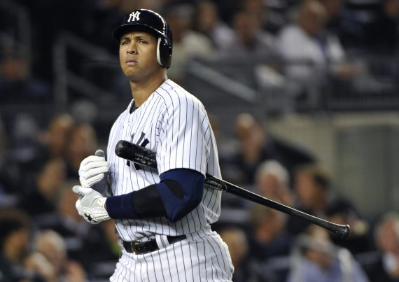 Alex Rodriguez Reportedly Receiving Extortion Threats From Ex-Girlfriend