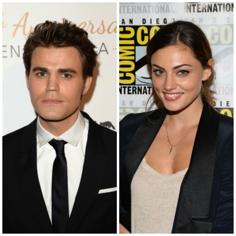 Paul Wesley Dating Timeline, Pictures of Girlfriend History | Teen.com