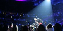 Donnie Wahlberg & New Kids on the Block in Concert