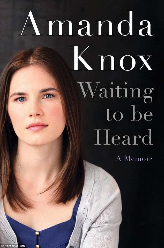 "Amanda Knox's memoir ""Waiting To Be Heard"""
