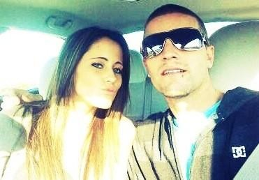 Jenelle Evans and Courtland Rogers
