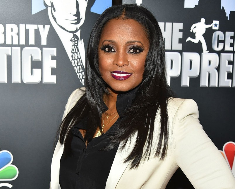 Pregnant Keshia Knight Pulliam insists she didn't cheat