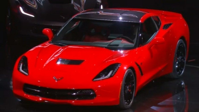 The reveal of the 2014 Chevrolet Corvette will be live streamed from 7 p.m. to 7:30 p.m. EST today from the 2013 North American International Auto Show in Detroit