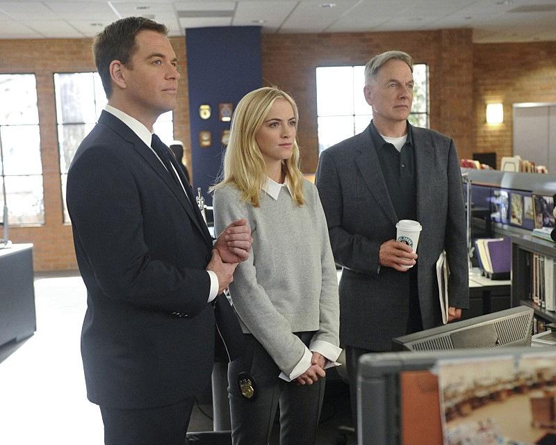 Emily Wickersham Ncis Season 12