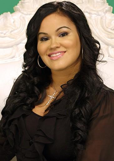 """Starter Wives Confidential"" Star Liza Morales"