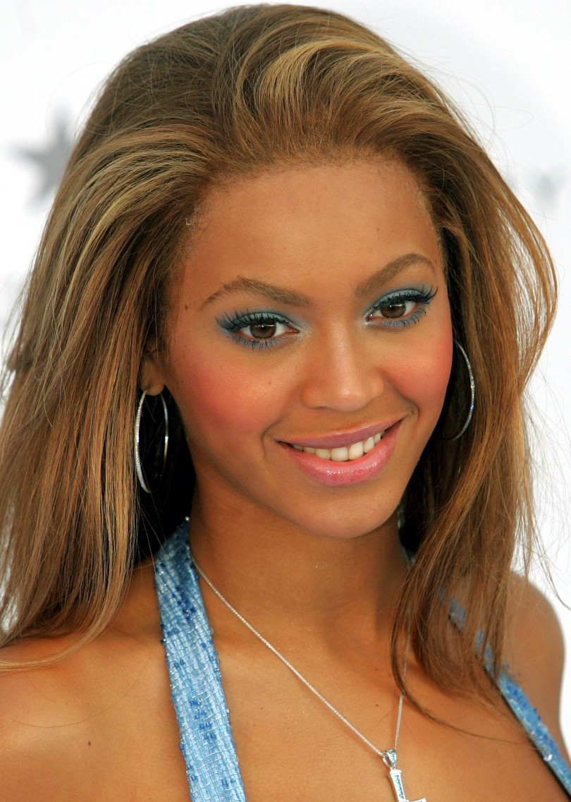 Beyonce in 2004