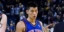 New York Knicks player Jeremy Lin