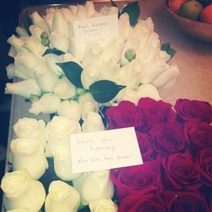 Lamar Odom's Gift To Khloe Kardashian-Odom