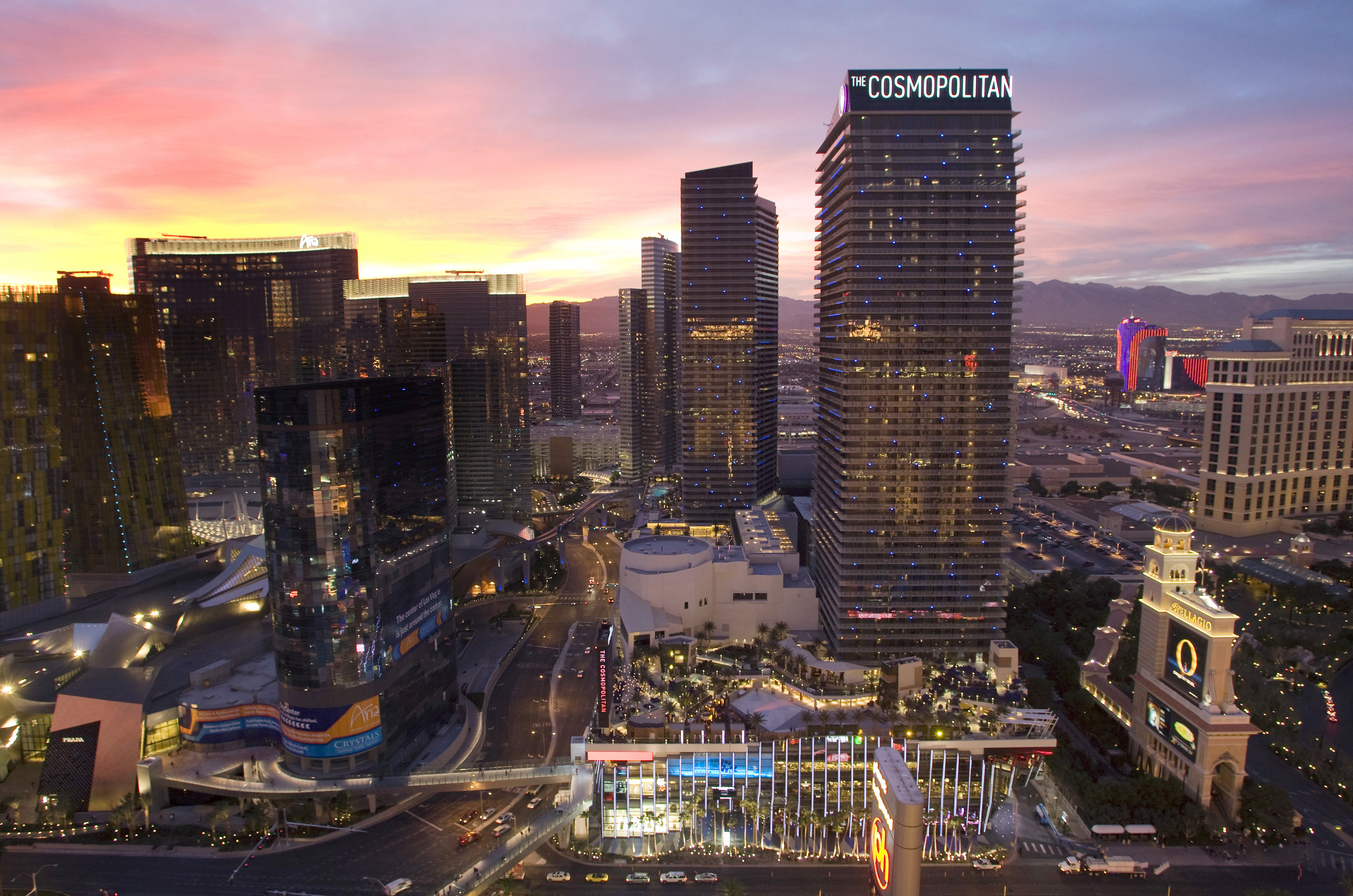 Las Vegas Monorail Cosmopolitan Map What39s The Area Surrounding Your Work Like Ar15com