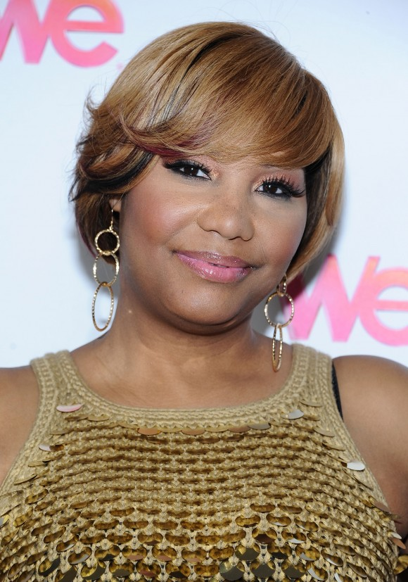 traci braxton height