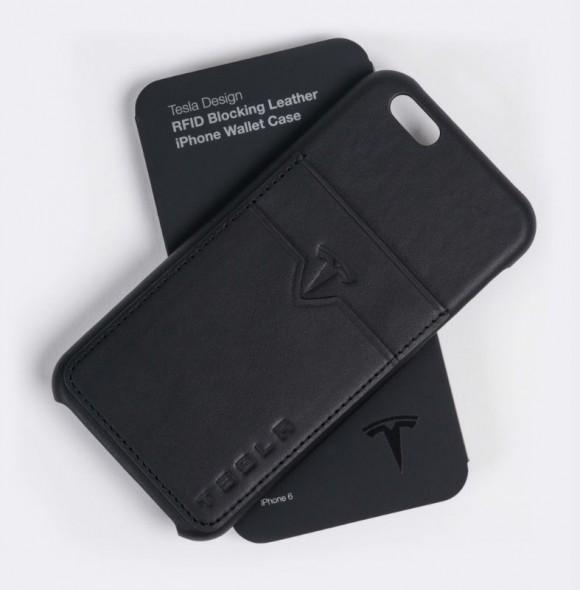 Tesla RFID iPhone 6 Wallet Case